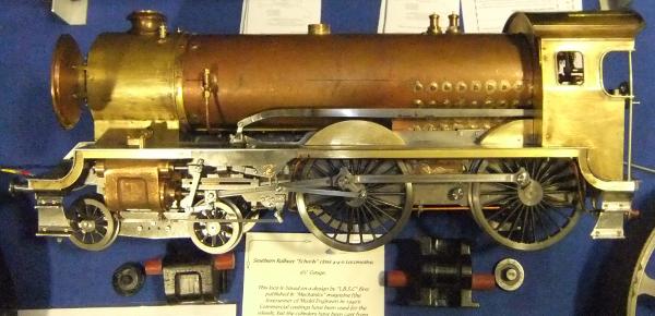 "Southern Railway ""Schools"" class 4-4-0 Locomotive"
