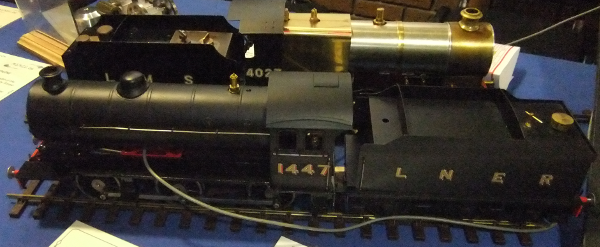 LNER J38 0 – 6 – 0 Tender Locomotive
